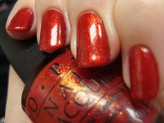 Amanda and Nichole live on opposite coasts, but share a love of nail polish and makeup. Nails News, Spy Who Loved Me, Skyfall, Opi, Beauty Skin, Hair And Nails, Swatch, Nail Polish, Nail Art
