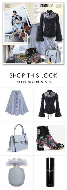 """""""RG Fashion"""" by sneky on Polyvore featuring moda, Valentino, Bobbi Brown Cosmetics i Too Faced Cosmetics"""