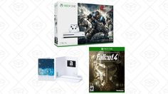 Free xbox gift card codes generator httpcracked treasure buy an xbox one s for 50 off get an amazon gift card and fallout 4 fandeluxe Images