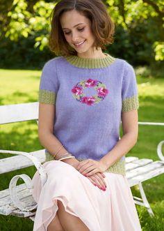мохерчик Simply Knitting Issue - №124 - 2014 Simply Knitting, Knit Crochet, September 2014, Sweaters, Ganchillo, Sweater, Sweatshirts, Pullover Sweaters, Pullover