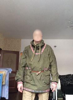 Shwedish anorak military