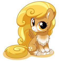 oc ponies are so cute///