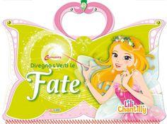 #Disegna e vesti le fate. con adesivi edizione Crealibri  ad Euro 10.62 in #Crealibri #Libri per ragazzi