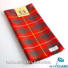 Clan Bruce Tartan He