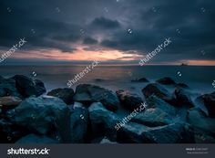 Beautiful Sunset Стоковые фотографии 228672007 : Shutterstock Splashback, Beautiful Sunset, Photo Editing, Royalty Free Stock Photos, Mountains, Illustration, Travel, Editing Photos, Viajes