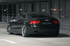 2011 Senner Tuning Audi RS5 - rear side photo // #車 #CarDesgin