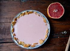 Grapefruit Pie by Momofuku Milk Bar via smithratcliff #Pie #Brapefruit
