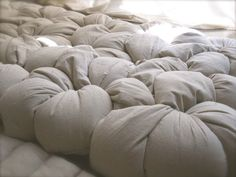 Make Your Own Mattress Kit | make your own organic non-toxic mattress, pick your filling and cover material.