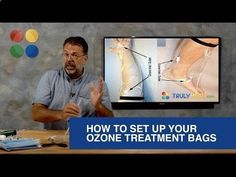 Ozone treatment bag - ✅WATCH VIDEO👉 alternativecancer... Discover how to successfully treat diabetic neuropathy, infected poor healing wounds, open legs, diabetic ulcers, venous leg ulcers, pressure ulcers and injuries. In this video, you will learn how to connect to a power outlet to your treatment bags. Ozone therapy is a form of alternative...