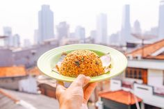 "Toni Marie ♡ (@globetrotgirlfriend) on Instagram: ""Excuse me as I go on a nasi goreng detox. I ate my way through Jakarta in a whirlwind of ojek rides…"" Nasi Goreng, Jakarta, Detox, Asia, Journey, Eat, Instagram Posts, Food, The Journey"