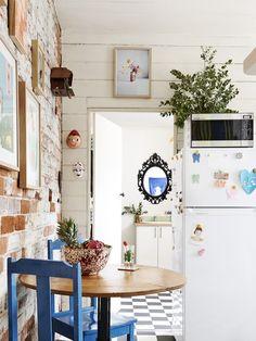 AliceO-kitchenthrubathroom