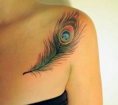 Get to witness the most amazing Feather tattoos deisgns 2020 here. We have the most splendid art styles that will tell you all the Feather tattoo meaning. Small Peacock Tattoo, Peacock Feather Tattoo Meaning, Feather Tattoo Arm, Feather Tattoo Design, Peacock Feathers, Cover Up Tattoos, Foot Tattoos, Body Art Tattoos, New Tattoos