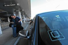 Officials at Bob Hope Airport are working to get a better handle on the activities of drivers for services such as Uber and Lyft in its parking lots as an early step in efforts to improve the parking situation at the Burbank airfield.