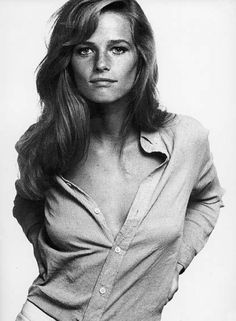 young Charlotte Rampling
