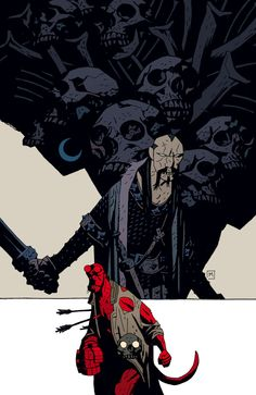 mike mignola hellboy beasts of burden the gothic genius of mike