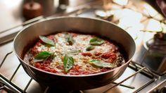 Pizza com massa de carne moída da Nigella: veja a receita do 'Nigellissima' - Receitas - GNT