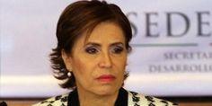 Maestros de la CNTE corren a la corrupta Rosario Robles y a Gabino Cué de Tehuantepec