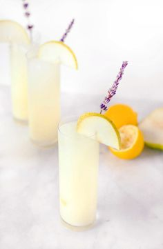 This vodka pear lavender lemonade recipe is the perfect nod to Summer, and simple refreshing cocktail to make for your next warm evening…
