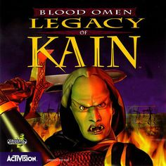 First out in 1996, Blood Omen: Legacy of Kain is an action-adventure game developed by Silicon Knights and published by Crystal Dynamics, with distribution involvement from Activision and BMG Interactive