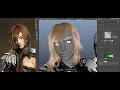 XGEN Interactive Groom - YouTube