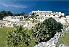 Uxmal Pyramids, Kabah Pyramids, ...Merida,Yucatan ....Mexico