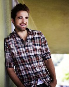 I LOVE this one...his smile is so perfect.