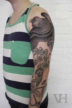 Fine Tattoo Art by Valentin Hirsch