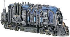 Warhammer 40k - Imperial War Locomotor