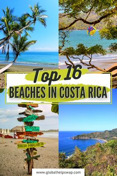 Visiting to Costa Rica? Searching for the Best Beaches in Costa Rica? Here's your Guide to Costa Rica Beaches | Spectacular Costa Rica Beaches | Top 16 Beaches In Costa Rica | Costa Rica Beach Towns | Beach Town Costa Rica | Best Beaches in Costa Rica | Most Beautiful Beaches in Costa Rica | Best Swimming Beaches in Costa Rica | Top Beaches in Costa Rica| #costarica #puravida #travel #beach #wanderlust #guanacaste #vacation #costaricacool #centralamerica #thisiscostarica #sanjose…