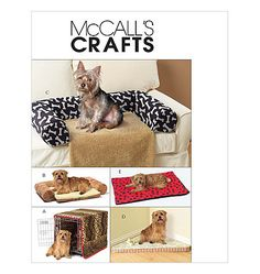 SEWING PATTERN McCall's M5015 Dog Crate by AngeliCreationDesign, $25.99