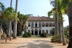 Fazenda do Paraíso, no município de Rio das Flores, estado do Rio de Janeiro, Brasil. Teve seu apojeu no século XIX, com a cultura do café.