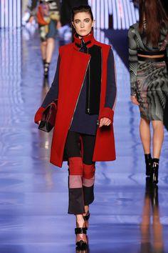 Etro Fall 2013 Ready-to-Wear Fashion Show - Jacquelyn Jablonski