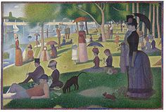 Neo-impressionism - Wikipedia, the free encyclopedia Followers of neo-impressionism, in particular, were drawn to modern urban scenes as well as landscapes and seashores. Science-based interpretation of lines and colors influenced neo-impressionists' characterization of their own contemporary art