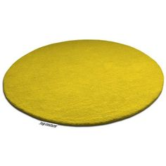Round Rugs U0026 Circular Rug Collection/Rug Couture Plain Circle... ❤ Liked