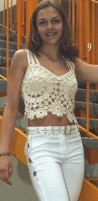 Crochetpedia: crochet tank top sleevless patterns