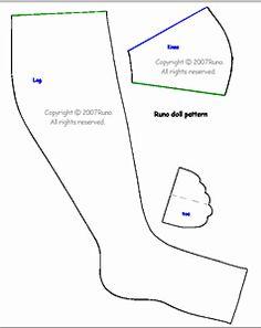 способ кроя ноги соединения через мягкий шарик
