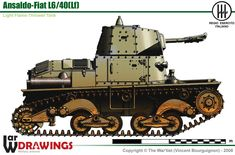 Italian Army, Military Armor, Tank Destroyer, Armored Fighting Vehicle, Engin, Ww2 Tanks, Military Equipment, Chenille, Panzer
