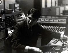 John Fry 1969, owner, engineer or Ardent Studio.