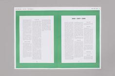 Mousse Publishing, David Maljković: 2005 – 2007 – 2009. Peep-Hole Sheet #20