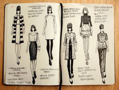 Fashion drawing Tumblr | Fashion drawings