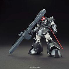 1/144 HG YMS-08B Dom Test Type  | Gundam The Origin / Revive Board | Gunpla | Military Sci-Fi Animé| Mecha Scale Model