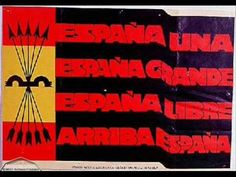 Spain - 1936-39. - GC - poster - Bando nacional