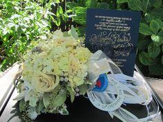 Christa\'s Preserved Bridal Bouquet Display | Preserved Bridal ...