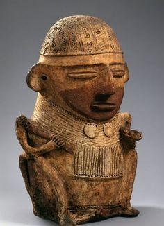 Eternal Little Goddess Sculpture Art, Sculptures, Cave Drawings, Aztec Ruins, Art Premier, Mesoamerican, Art Carved, Clay Figures, Indigenous Art