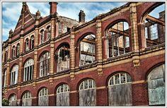 Derelict in Birmingham GB 1