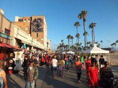Venice Beach.. Beautiful and dirty place. California