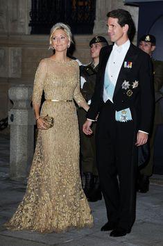 Crown Princess Marie-Chantal of Greece and Denmark