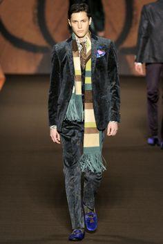 Etro | Fall 2012 Menswear Collection | Style.com