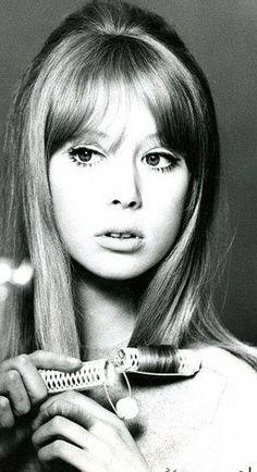 VÍCTIMA FASHIONISTA: THE GIRL WITH KALEIDOSCOPE EYES: Sixties Make Up