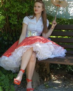 Fotograf: Ralf Krause Rockabilly, Tulle, Ballet Skirt, Skirts, Fashion, Moda, Tutu, Fashion Styles, Skirt
